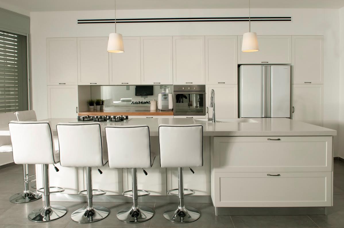 מטבחי פרובנס בצבע לבן