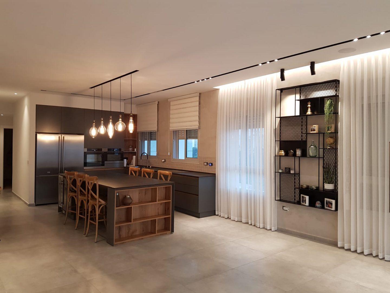 מטבח מודרני ומיוחד DaCucina Kitchens